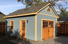 Summerwood Products Garages 14' x 20' Highlands