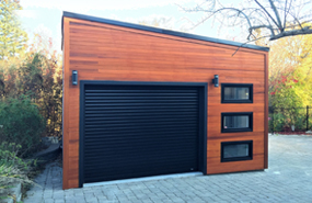 Summerwood Products 16' x 20' Urban Garage