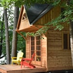 Summerwood products cabins