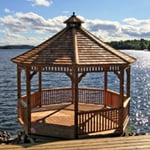 Summerwood products gazebos