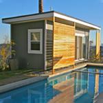 Summerwood products pool cabanas