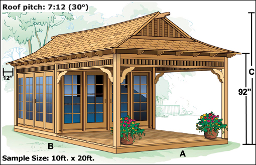 Japanese Tea House Plans | Breaktime