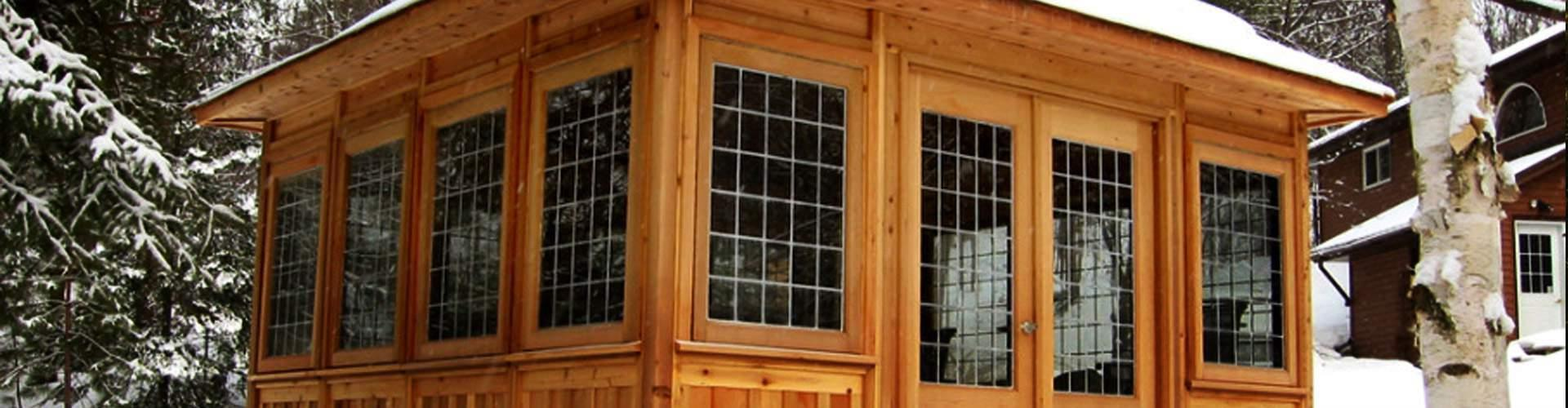 Coventry Spa Enclosures Summerwood Products
