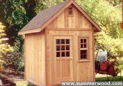 Garden Sheds Storage Pool and Workshop Sheds Summerwood Products from summerwood.com