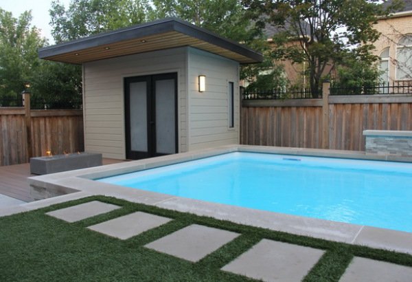 Luxurious Pool House Cabana Kits Summerwood Products