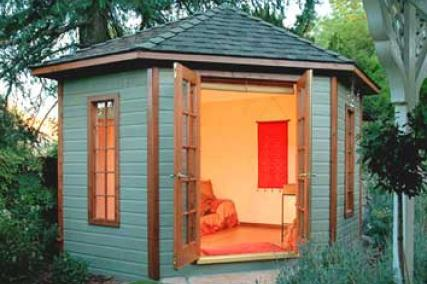 backyard garden studio kits home office sheds