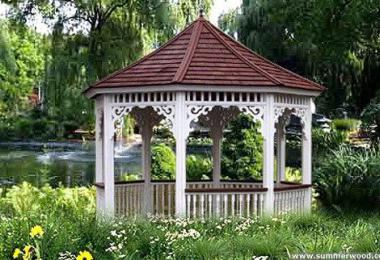 Carlisle Gazebo Design Summerwood
