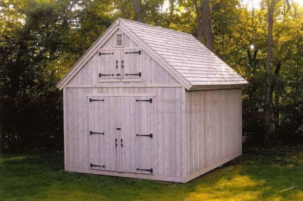 Design   Home Free on Build Your Own Storage Shed Plans