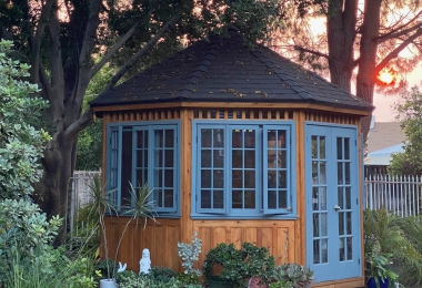 San Cristobal Cedar Gazebo Design | Summerwood on