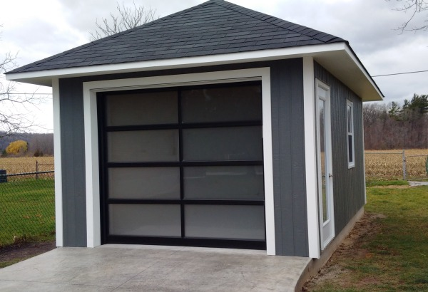 Prefab Garage Kits Packages Summerwood Products