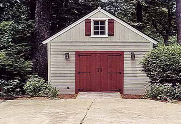 Montcrest Garage Summerwood ID number 42587. Prefab Garage Kits for Sale   Get Yours Today