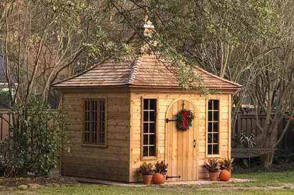 Unique Garden Sheds Kits