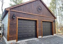 Bishop garages 24 x 28 garage kits plans designs for 24 x 28 garage plans