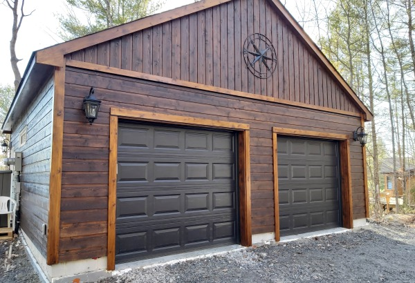 Garage Kits Canada : Prefab garage kits for sale get yours today