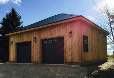 Bancroft Garages Barn Style Garage Kits Plans Amp Designs