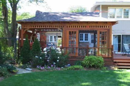 bali tea house