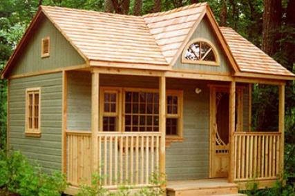 Contemporary Traditional Small Cabins Summerwood