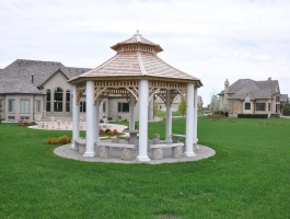 Victorian Gazebo Summerwood ID number 164192.