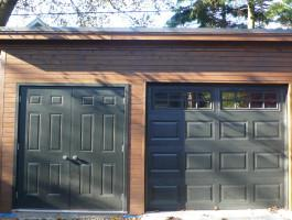 Urban Garage brown Urban Garage Design with cedar Summerwood ID number 167986.