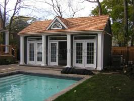 Windsor Custom pool house Summerwood ID number 210525.