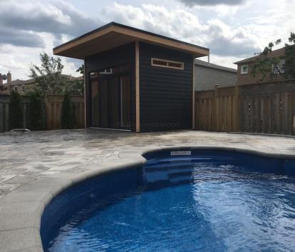Verana dark Pool House with canexel Summerwood ID number 215867.