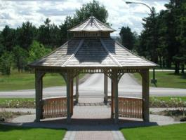 Victorian Gazebo Summerwood ID number 238.
