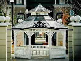Victorian Gazebo Summerwood ID number 385.