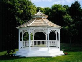 Victorian Gazebo Summerwood ID number 387.