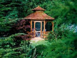 Victorian Gazebo Summerwood ID number 388.
