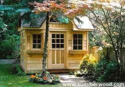 Copper Creek Garden Sheds Summerwood Sheds Kits