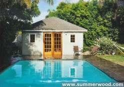 Barside Pool Cabana