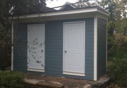 Urban studio sheds summerwood sheds kits for Windsor garden studio