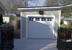 Urban garage designs summerwood garages kits toronto for Garage plans ontario