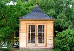 Melbourne garden sheds summerwood sheds kits edenton for Windsor garden studio