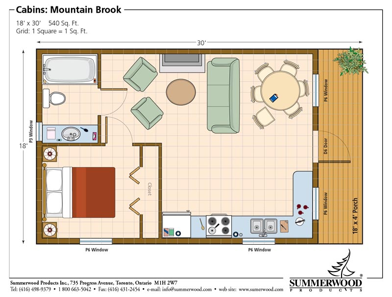 2 Bedroom, 1 Bedroom, Studio & 3 Bedroom Apartment Floor Plans