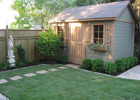 Durable 8x12 palmerston shed in toronto ontario for Durable sheds
