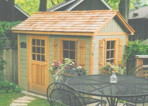 Palmerston Garden Sheds 10x10ft