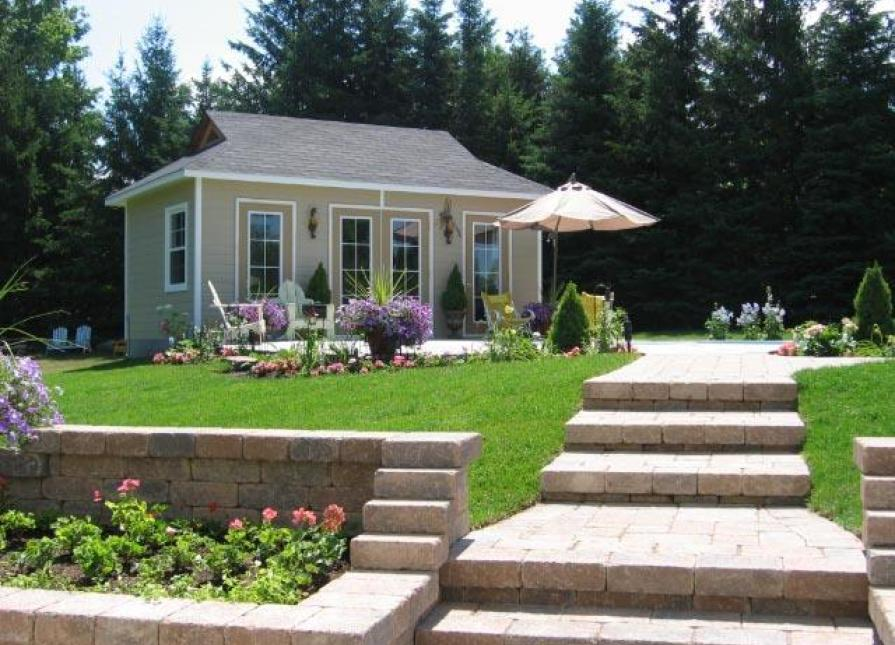 Santa Cruz Modern Pool Cabana Location Adjala Ontario 35775