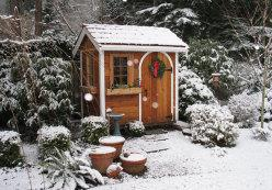 Palmerston shed kit 5x7 with opening window in Issaquah Washington. ID number 54973-2.
