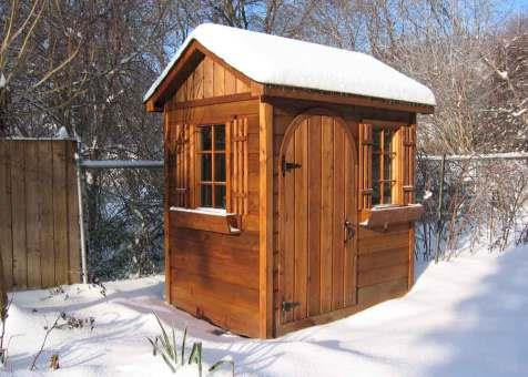 Palmerston shed in toronto ontario for Garden shed 5x7