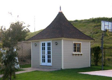 Prefab melbourne 12 39 x 12 39 shed in simi valley california for Prefab homes melbourne