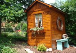 Palmerston shed in cincinnati ohio for Garden shed 5x7