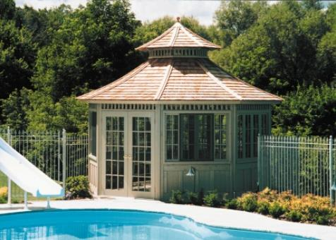 San cristobal hot tub gazebo kit in san francisco california for Cal spa gazebo