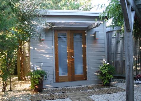 Small 8x10 urban studio shed in montgomeryville pennsylvania - Design home interiors montgomeryville ...