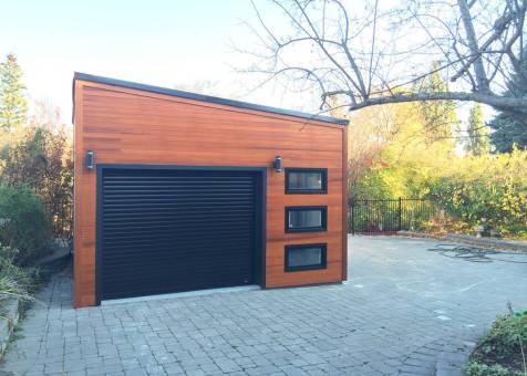 Urban Garage Garages 20x20ft