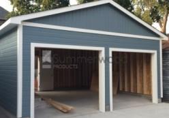 Highlands garage in toronto ontario for Garage plans ontario