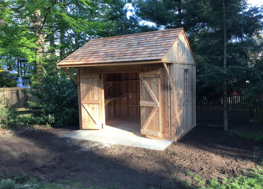 Glen Echo Shed In Wyndmoor Pensilvania