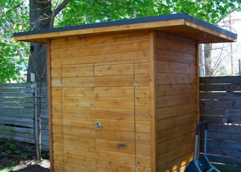 Dune shed in becon new york for Garden shed 5x7