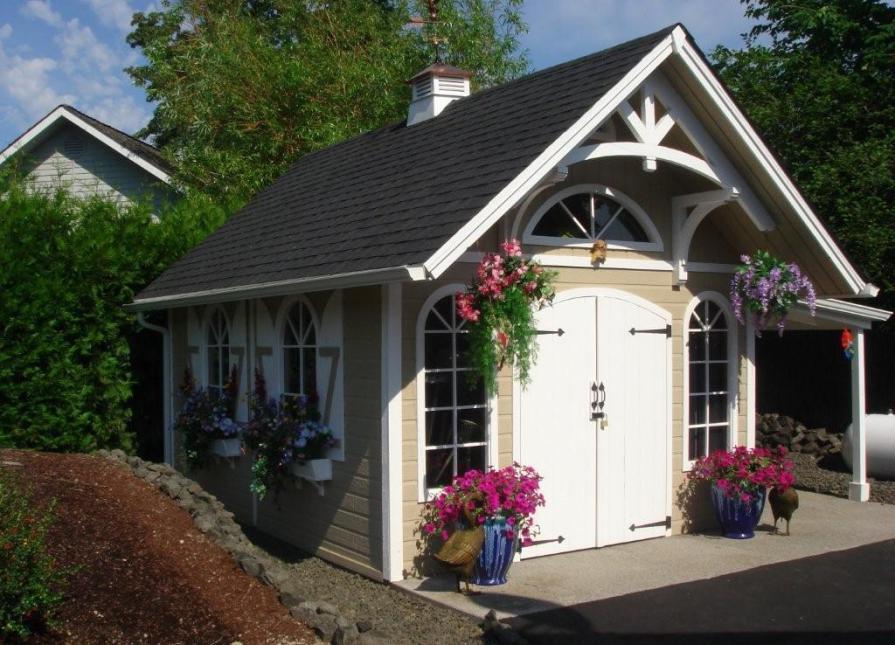 12 X 16 Telluride Garden Shed In Olympia Wa