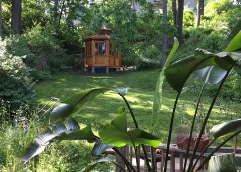 Cedar San Cristobal Home Studio Backyard Gazebo in Toronto, On 215207-2.